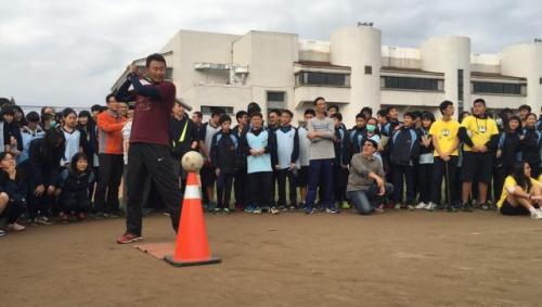 20161230師生盃棒壘球賽